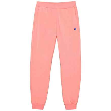 Jogger Pants (For Big Girls) in Pink Bow - Closeouts