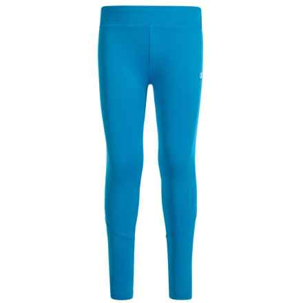 Champion Leggings (For Toddler and Little Girls) in Diva Blue/Spacedye Blue - Closeouts