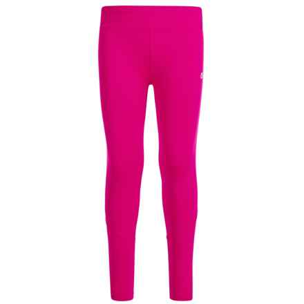 Champion Leggings (For Toddler and Little Girls) in Pink Glow/Spacedye Pink - Closeouts