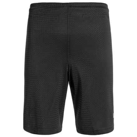 Champion Mesh Basketball Shorts (For Big Boys) in Black - Closeouts