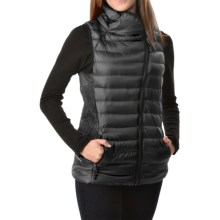 Champion Synthetic Down Vest - Insulated (For Women) in Black - Closeouts