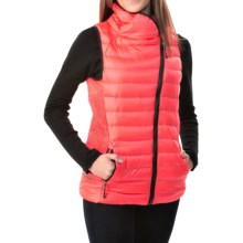 Champion Synthetic Down Vest - Insulated (For Women) in Neon Flare - Closeouts