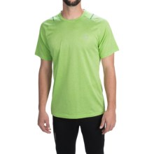 Champion Vapor 6.2 T-Shirt - Crew Neck, Short Sleeve (For Men) in Fushion Heather/Stealth - Closeouts
