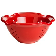 Chantal 4-Cup Berry Colander in Red - Closeouts