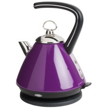 Chantal Ekettle Electric Water Kettle in Purple - Closeouts