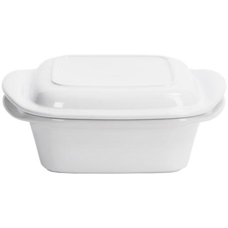 Chantal Make and Take Square Casserole Dish
