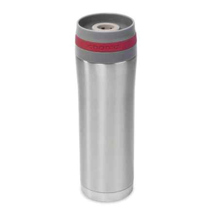 Chantal Single Serve Easy Travel Mug - 10 fl.oz. in Red - Closeouts
