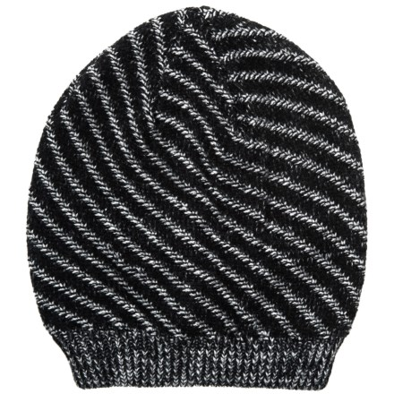 8bee7075d9c8 Chaos Double-Knit Beanie (For Men) in Black - Closeouts