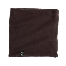 Chaos Durante Fleece Neck Gaiter (For Little and Big Kids) in Dark Brown - Closeouts