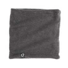 Chaos Durante Fleece Neck Gaiter (For Little and Big Kids) in Med Heather Grey - Closeouts
