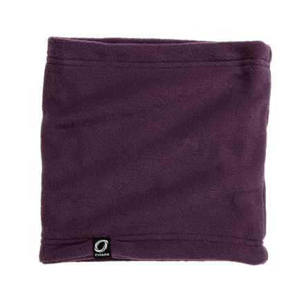 Chaos Durante Fleece Neck Gaiter (For Little and Big Kids) in Plum - Closeouts
