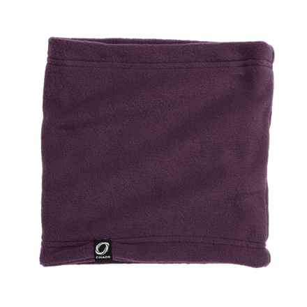 Chaos Durante Fleece Neck Gaiter (For Little and Big Kids) in Purple/Mauve - Closeouts