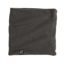 Chaos Durante Fleece Neck Gaiter (For Men and Women) in Ebony - Closeouts