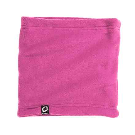 Chaos Durante Fleece Neck Gaiter (For Men and Women) in Pink Rose - Closeouts