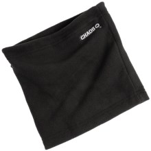 Chaos Durante Fleece Neck Gaiter (For Youth) in Black - Closeouts