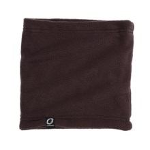 Chaos Durante Fleece Neck Gaiter (For Youth) in Brown - Closeouts