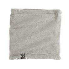 Chaos Durante Fleece Neck Gaiter (For Youth) in Heather Grey - Closeouts
