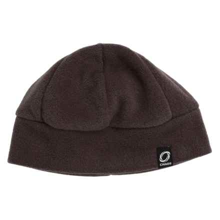 Chaos Ida Fleece Beanie (For Little and Big Kids) in Dark Brown - Closeouts
