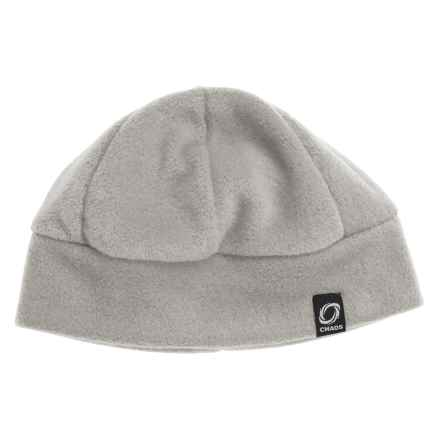 Chaos Ida Fleece Beanie (For Little and Big Kids) in Heather Grey - Closeouts