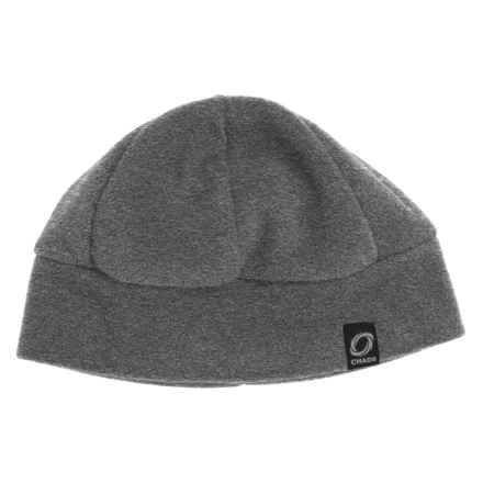 Chaos Ida Fleece Beanie (For Little and Big Kids) in Med Heather Grey - Closeouts