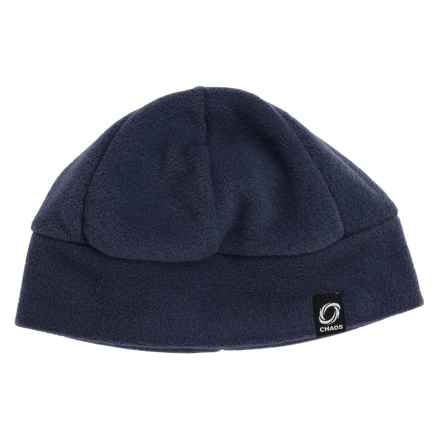 Chaos Ida Fleece Beanie (For Little and Big Kids) in Navy - Closeouts