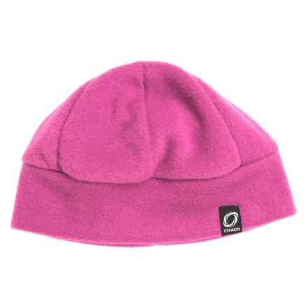 Chaos Ida Fleece Beanie (For Little and Big Kids) in Pink Rose - Closeouts