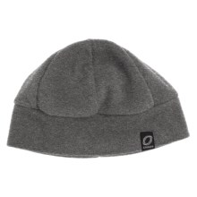 Chaos Ida Fleece Beanie Hat (For Little and Big Kids) in Med Heather Grey - Closeouts