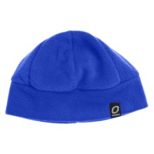 Chaos Ida Fleece Beanie Hat (For Little and Big Kids) in Royal - Closeouts