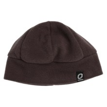 Chaos Ida Fleece Beanie Hat (For Men and Women) in Dark Brown - Closeouts