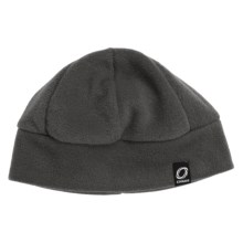 Chaos Ida Fleece Beanie Hat (For Men and Women) in Ebony - Closeouts