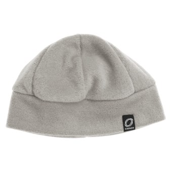 Chaos Ida Fleece Beanie Hat (For Youth) in Heather Grey