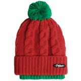 Chaos Koweba Layered Beanie Hat (For Girls)