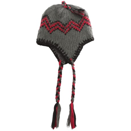 Chaos Moonshadow Hat - Berber Lined (For Men) in Grey