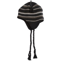 Chaos Moonshadow Hatcher Beanie Hat - Fleece Lined (For Men) in Heather Brown
