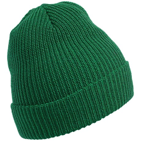 Chaos Moonshadow Stocking Cap Beanie Hat - Wool (For Men and Women) in Big Green
