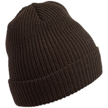 Chaos Moonshadow Stocking Cap Beanie Hat - Wool (For Men and Women) in Dark Brown - Closeouts