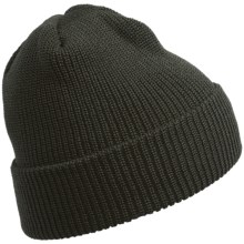 Chaos Moonshadow Stocking Cap Beanie Hat - Wool (For Men and Women) in Dark Olive - Closeouts