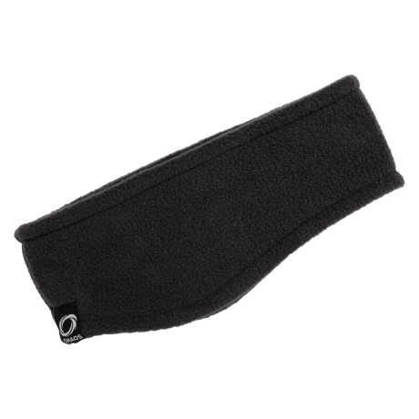 Chaos Rilla Fleece Earband (For Youth) in Black