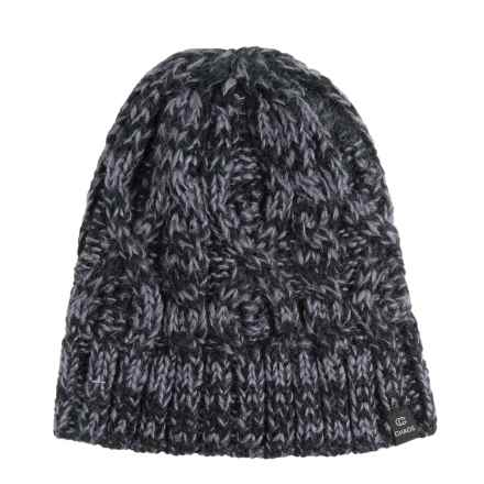 Chaos Search Beanie (For Men and Women) in Black - Closeouts