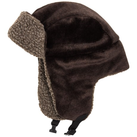 Chaos Sherpa Trapper Hat (For Men) - Save 79% a260112bd2c