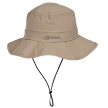 Chaos Stow-It Sun Hat - UPF 50+ (For Men and Women) in Khaki - Closeouts