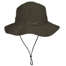 Chaos Stow-It Sun Hat - UPF 50+ (For Men and Women) in Olive - Closeouts