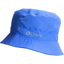 Chaos Sun Bucket Hat (For Little and Big Kids) in Blue/Print - Closeouts
