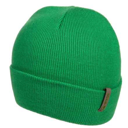 Chaos Tazu Brushed Fine-Gauge Beanie (For Women) in Emerald - Closeouts