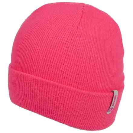 Chaos Tazu Brushed Fine-Gauge Beanie (For Women) in Neon Pink - Closeouts