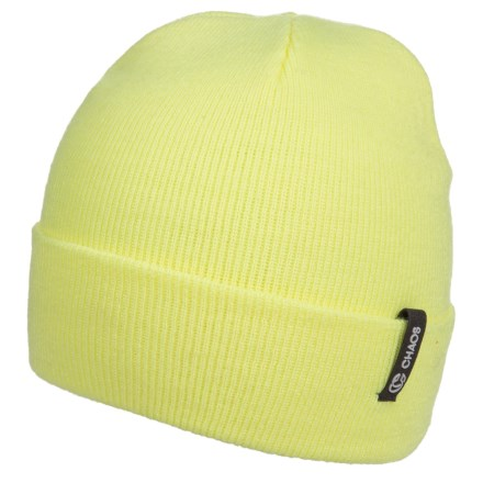 af959dd463f Chaos Tazu Brushed Fine-Gauge Beanie (For Women) in Neon Yellow - Closeouts