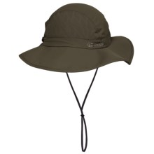 Chaos Trekking Sun Hat - UPF 50+ (For Men and Women) in Olive - Closeouts