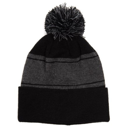 aee92d898199c8 Chaos Two-Tone Hat (For Men) in Black/ Heather Grey - Closeouts