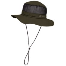Chaos Walk About Hat - UPF 50+ (For Men) in Olive - Closeouts