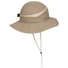 Chaos Walk About Hat - UPF 50+ (For Women) in Khaki - Closeouts